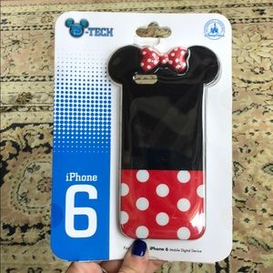 I PHONE 6 DISNEY MINNIE CASE